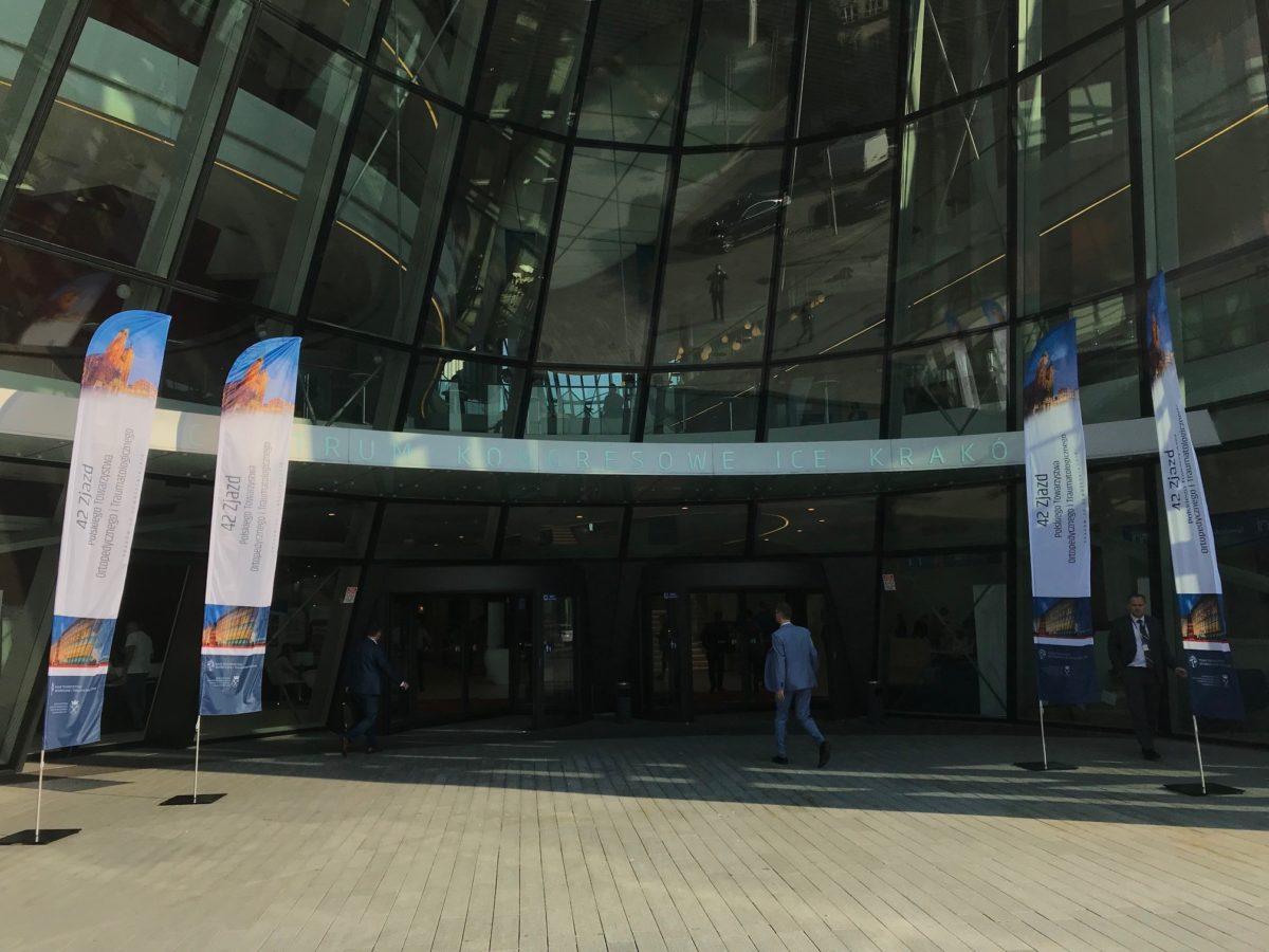 Biovico na 42 Zjeździe Polskiego Towarzystwa Ortopedycznego i Traumatologicznego w Krakowie